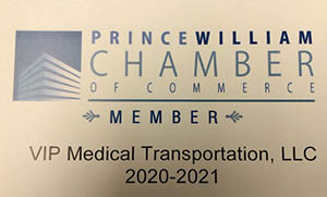Prince William Chamber of Commerce Member